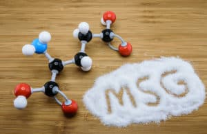 Chemical comn=combination of MSG NAET Dubai