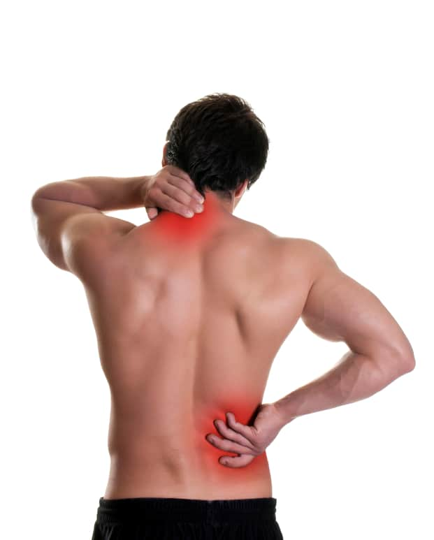 Back Pains NAET Dubai