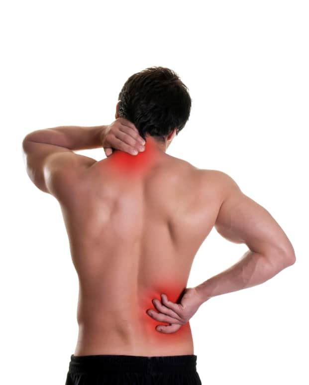Back Pains NAET Dubai
