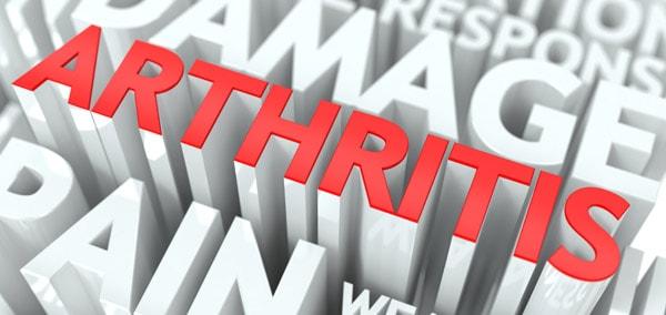 Arthritis effect in words - NAET Dubai