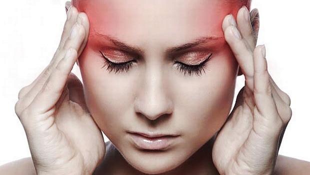 Severe headache NAET Dubai