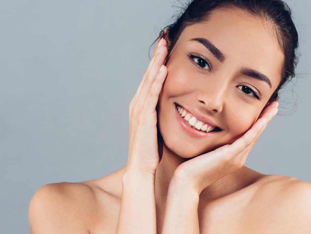 Free from acne - NAET Dubai