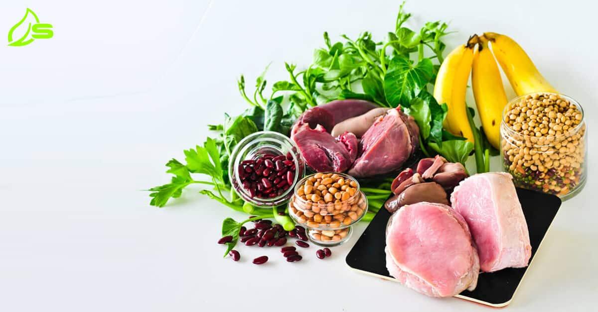 Foods rich in B Complex - NAET Dubai