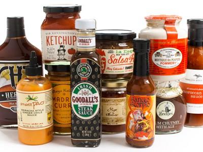 Sauces and condiments NAET Dubai