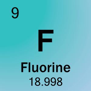 Fluorine chemical element NAET Dubai
