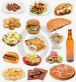 Some types of foods - NAET Dubai