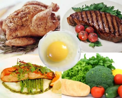 Foods rich in Iron - NAET Dubai
