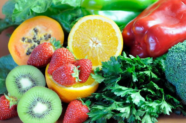 Fruits contain Vitamin C - NAET Dubai