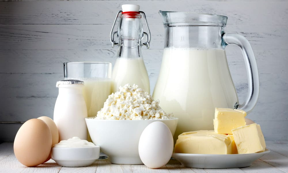 Milk products - NAET Dubai