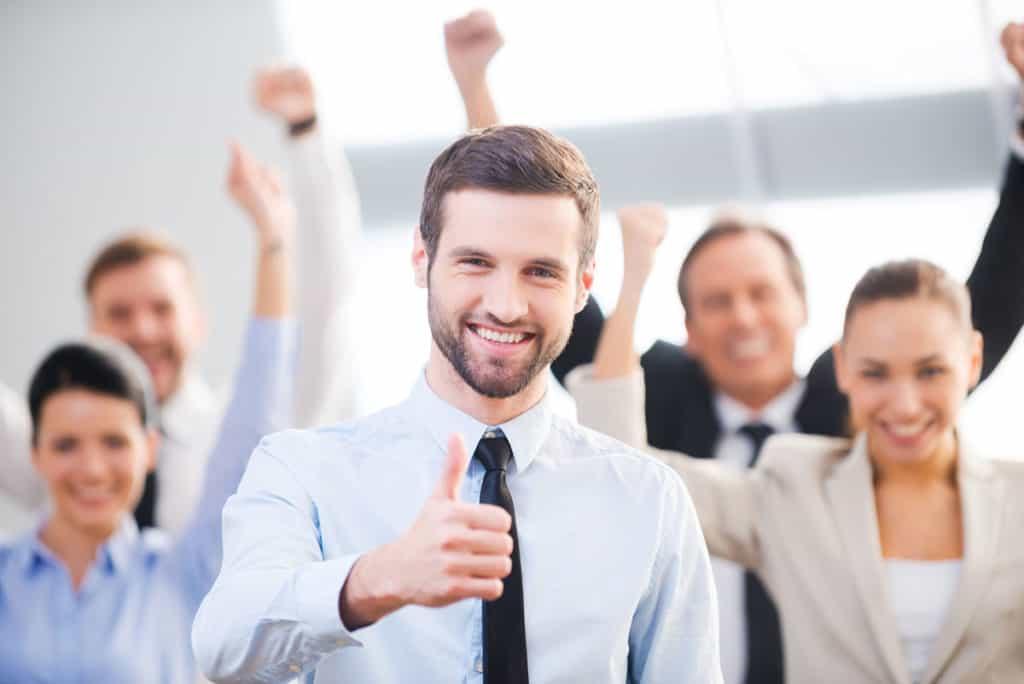 Successful people NAET Dubai
