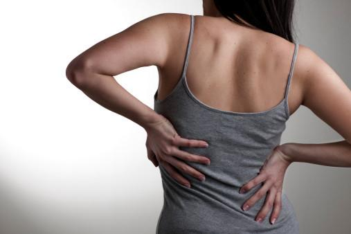 Back Pain NAET Dubai