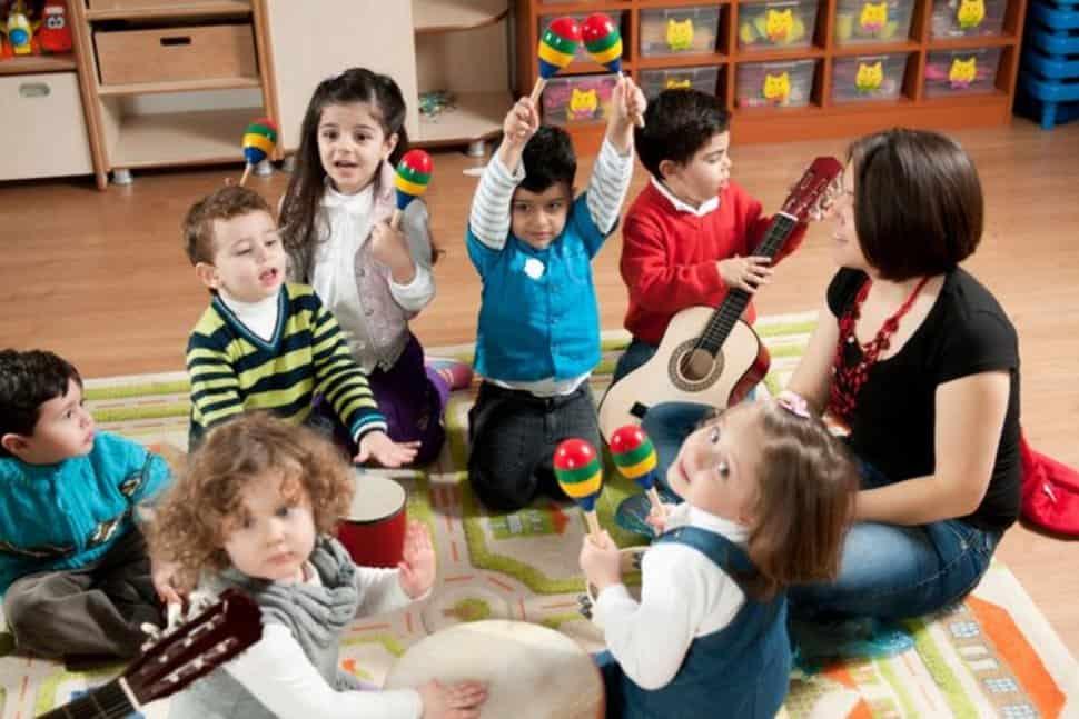 Nursery NAET Dubai