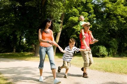 Let children go for a walk - NAET Dubai