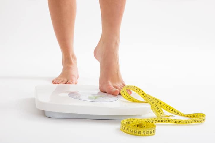 Checking Weight NAET Dubai