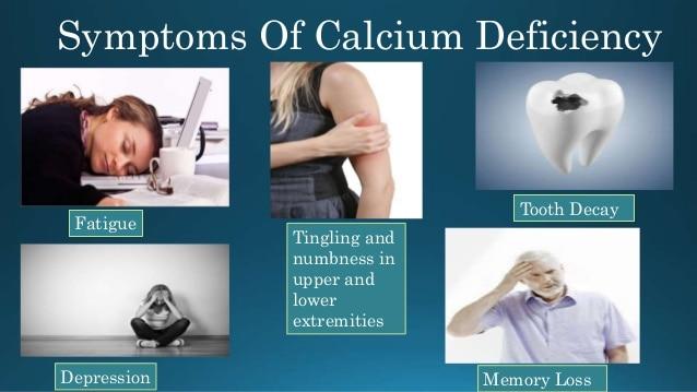 Calcium Deficiency NAET Dubai