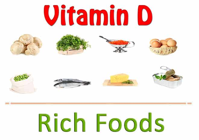 Foods rich in Vitamin D NAET Dubai