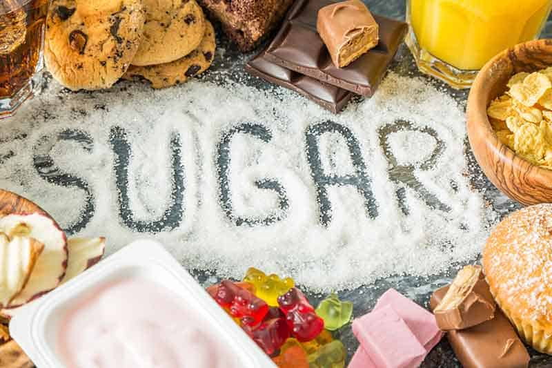 sugar feeds candida