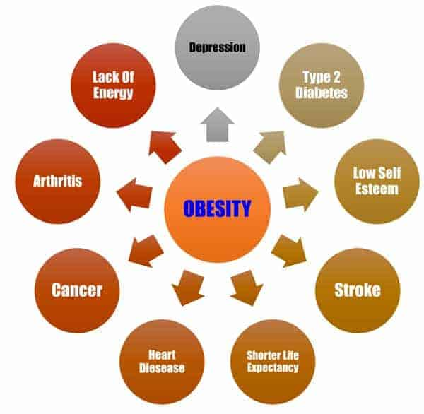 Health Consequences of Obesity