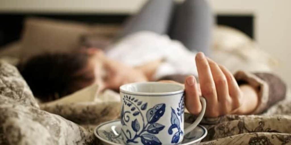 coffee before bedtime