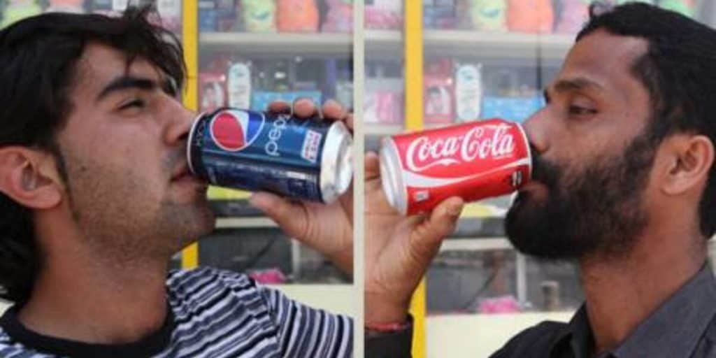 Fizzy drink consumption in the UAE